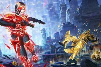Cận cảnh Skyforge Battle Royale - Game nhập vai 'đú' theo PUBG rất kỳ lạ