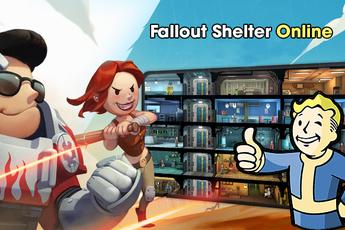 Game mobile sinh tồn siêu hot - Fallout Shelter Online lại hé lộ loạt ảnh ingame, ngày ra mắt đã cận kề