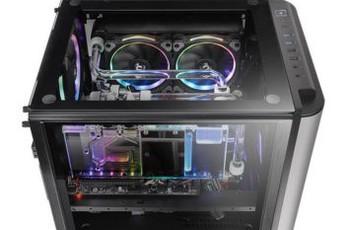 Case máy tính siêu việt Thermaltake Level 20 VT - Gã khổng lồ trong thân hình tí hon