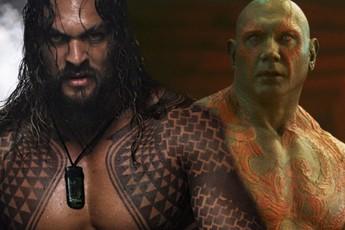 """Suýt chút nữa, Jason Momoa đã trở thành """"người tàng hình"""" Drax chứ không phải Thất Hải Chi Vương Aquaman"""