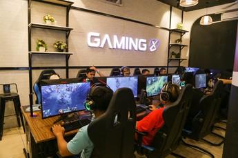 Một vòng GamingX Cyber Thành Công: Điểm tập kết cho game thủ ưa thích cafe hạng sang