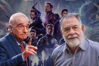 """Chê phim Marvel """"không phải điện ảnh"""", 2 huyền thoại Martin Scorsese và Francis Coppola liệu có đúng?"""