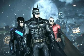 Series đình đám Batman chuẩn bị ra mắt phần game mới