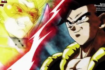 """Dragon Ball Super Heroes 17: """"Siêu chiến binh"""" Gogeta xuất hiện đối đầu với """"Sát thần tối thượng"""" Hearts"""