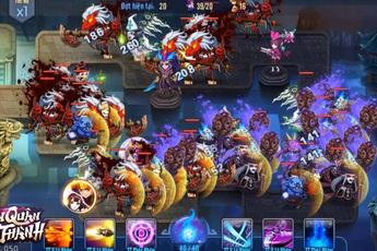 Game diệt quỷ Top Hot tháng 11 - Liên Quân Thủ Thành mở Alpha Test, tặng FREE Giftcode 5 triệu, đua Top nhận Thần Tướng Na Tra