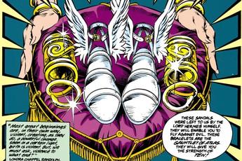 Top 5 vũ khí mạnh nhất mà Wonder Woman từng sở hữu trong truyện tranh (P.1)