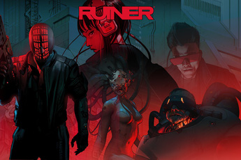 Game bắn súng Ruiner sắp hạ giá xuống 0 đồng, game thủ hãy nhanh tay tải về