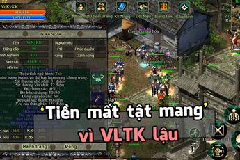 Hàng loạt NPH lậu đang lừa đảo cộng đồng VLTK1, game thủ Việt phải làm sao?