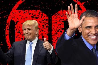 Ngạc nhiên chưa, thì ra cả 2 vị tổng thống của Mỹ đều là... fan cứng của DC