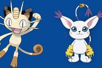 10 cặp đấu so tài giữa Pokemon với Digimon được fan mong chờ nhất (Phần 1)