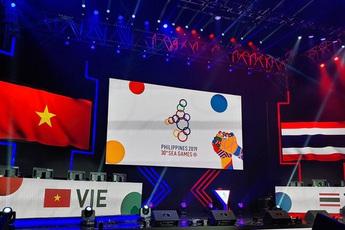 Đoàn eSports Việt Nam dừng chân tại SEA Games 30 ở 3 bộ môn Mobile Legends: Bang Bang, Starcraft II và Hearthstone
