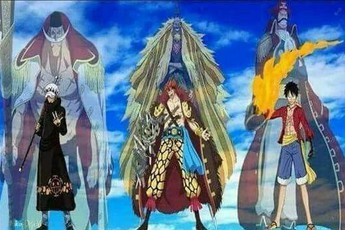 One Piece: Kỷ nguyên hải tặc mới đã mở ra và đây là các ứng cử viên thích hợp nhất thay thế những huyền thoại cũ