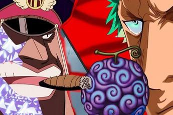 """One Piece: Thánh Oda đã từng dự báo về cuộc chiến giữa kiếm sĩ Zoro với """"người tàng hình"""" Shiliew, ai sẽ là người chiến thắng?"""