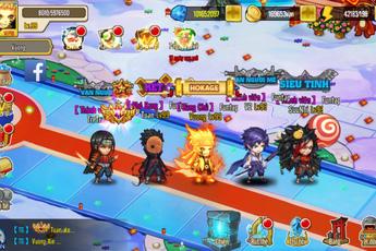 Tựa game Manga Vũ Trụ Anh Hùng từ NPH Funtap chính thức ra mắt cộng đồng game thủ