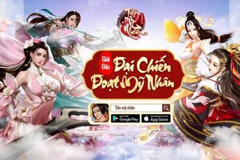 Lần đầu tiên một giải đấu hoành tráng được tổ chức tại sàn đấu của Tần Mỹ Nhân