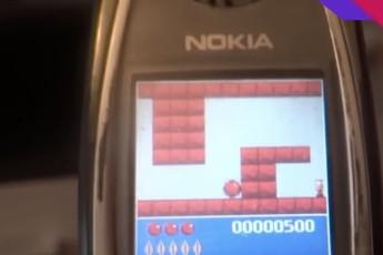 Ngược dòng thời gian: Những tựa game kinh điển trên điện thoại trước khi có smartphone