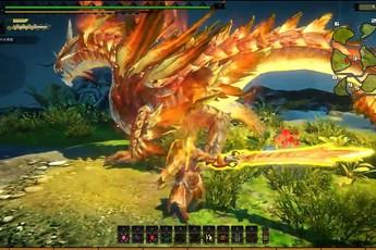 Thật đáng tiếc, tựa game hấp dẫn Monster Hunter Online sẽ không bao giờ có bản quốc tế nữa
