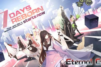 Eternal City (City Of Eternal 7 Days) - Game ARPG chặt chém hấp dẫn sắp ra mắt!