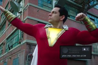 """Khán giả """"Shazam"""" tranh cãi gay gắt: Người gọi là tuyệt tác, kẻ bảo bắt chước nhưng không tới"""