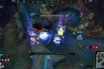 LMHT: Không được thi đấu, Levi bất lực nhìn đồng đội bị IG hủy diệt chóng vánh