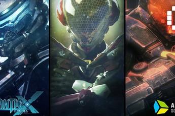 Gigantic X: Game Mobile bắn súng cực kì đẹp mắt sắp được ra mắt