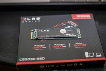 Trải nghiệm PNY XLR8 CS 3030 500GB: SSD nhanh chóng mặt, giá thành lại phải chăng tuyệt vời cho game thủ