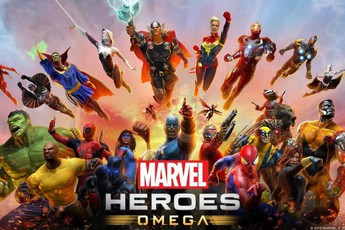 Vẫn còn tiếc nuối sau Avengers: Endgame, hãy đến với 6 tựa game siêu anh hùng Marvel hay nhất mọi thời đại