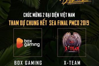 Sau vòng bảng PMCO SEA, 5 anh tài đại diện Việt Nam có màn thể hiện ra sao?