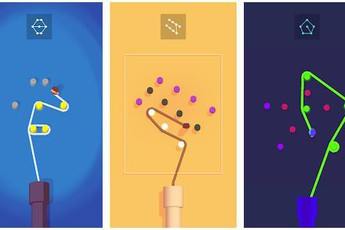 Rope Around - tựa game hack não nhất hành tinh
