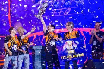 Gặp gỡ team FFQ - Tân vương mới ẵm cả trăm triệu từ giải đấu PUBG Mobile PVNC 2019
