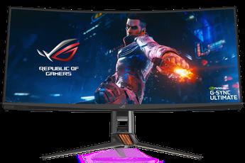 Asus giới thiệu màn hình gaming 'siêu to khổng lồ' ROG Swift PG35VQ ai nhìn cũng phải mê mệt