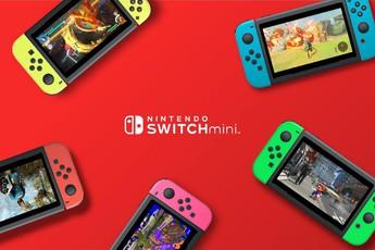 Nintendo tiếp tục hé lộ thêm thông tin về Switch mini giá siêu rẻ