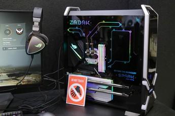 Zadak nổi bật giữa Computex với những bộ PC nhỏ bé đẹp tuyệt mỹ, mỗi tội giá toàn trăm triệu