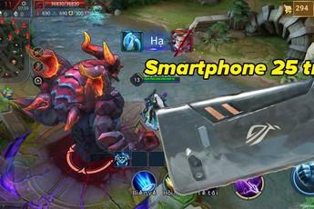 """Trải nghiệm Liên Quân Mobile 3.0 mức """"Ultra HD"""" với ROG Phone: Xứng đáng siêu phẩm"""