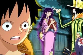 """One Piece: Biệt danh """"Tuyết Vần"""" có liên quan gì đến sức mạnh của Cửu Hồng Bao Kiku"""