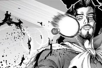 """One-Punch Man: Anh hùng class S Zombieman bị quái vật cấp rồng Đế vương vô gia cư """"bán hành"""" ngập ngụa"""