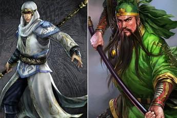 Trong Tam Quốc, đây là vị tướng đánh bại được Quan Vũ mà đến Khổng Minh cũng phải dè chừng