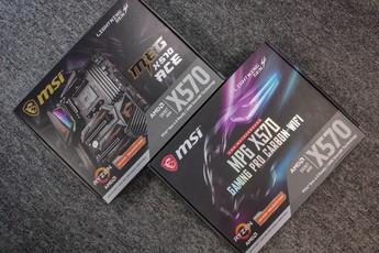 Cận cảnh cặp đôi MEG X570 ACE và MPG X570 Gaming Pro Carbon - Bo mạch chủ tuyệt phẩm 'đón đầu' Ryzen 3000 của MSI