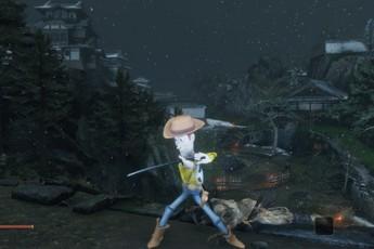 Nhân vật chính của Toy Story bất ngờ đóng vai người hùng trong Sekiro: Shadow Die Twice