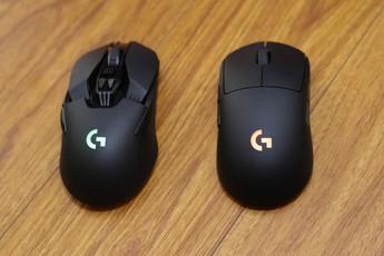 Chuột gaming siêu cấp đọ sức Logitech G Pro Wireless vs G903: Mèo nào cắn mỉu nào?