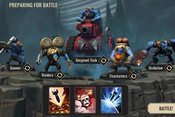 Cult of War - Game mobile thẻ bài với nhân vật chính là dàn chiến binh tộc Orc cực hấp dẫn