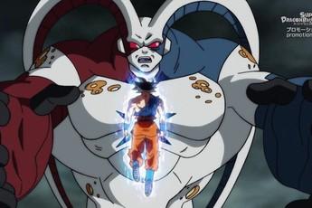 Tóm tắt Super Dragon Ball Heroes tập 15: Goku sử dụng Bản năng vô cực đánh bại Kamioren