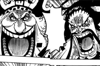 One Piece: Big Mom và Kaido đại chiến, Tứ hoàng nào sẽ giành chiến thắng trong cuộc đấu tay đôi?