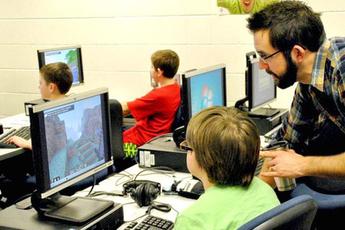 Xuất hiện những 'Ngôi trường điện tử', đưa game vào để dạy kỹ năng sống và sinh tồn
