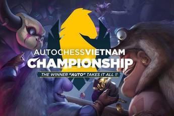 Giải đấu 'siêu cấp' của Auto Chess VN sẽ diễn ra từ ngày mai 22/09, người thắng nhận ngon 70 triệu đồng