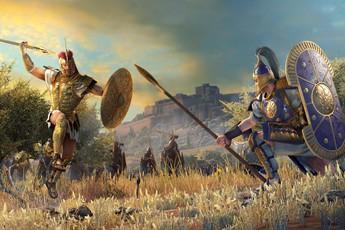 Những điều cần biết về Total War Saga: Troy, siêu phẩm game chiến thuật thời Hy Lạp cổ đại (P2)