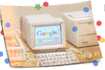 Sinh nhật Google lần thứ 21: Tiết lộ thú vị về cái tên của 'gã khổng lồ tìm kiếm'