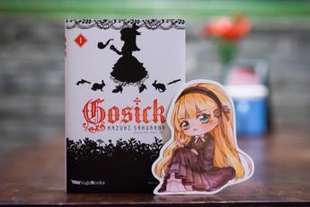 Light novel trinh thám Gosick chính thức phát hành tại Việt Nam, ra mắt ngay đầu tuần sau!