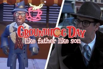 [Vietsub] Huyền thoại Groundhog Day chính thức chuyển thể thành game
