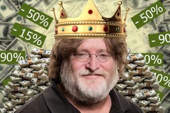 Steam đã khiến Gabe Newell giàu nhanh đến cỡ nào?